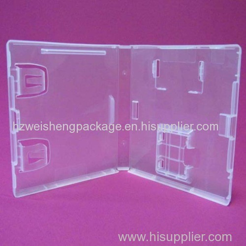 plastic DS game card case