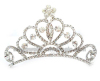 Unsophisticated Fashion Wedding Crown HairOrnaments