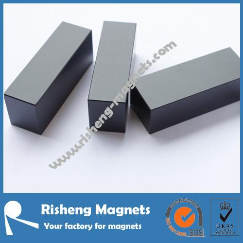 rare earth magnets N45H neodymium cube 3 x 3 x 8mm