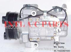 H12A1AH4DX H12A1AH4FX H12A1AJ4EX BP4S-61-K00 BP4S61K00 57463 CO 10759Z Panasonic compressor Mazda 3 2.0L 2.3L SP23 04-09