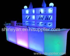 led bar table furniture