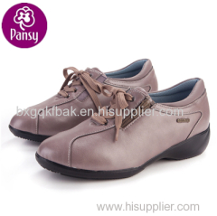Pansy Comfort Buckle Design Lady Leisure Footwear