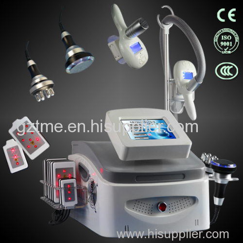 Super quality cryolipolysis cool body sculpting machine