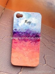 iphone 6 cases with colored drawing unique design from China manufacturer