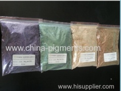 CLCP Flakes/Liquid Crystal Polymer flakes/ CLC big particle size