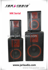 Wooden speakers/stage and outdoor speakers/passive speakers with high power /red woofer and horn