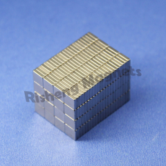Neodymium Magnet N44H 120°C working temp 8 x 3 x 2mm motor magnetic