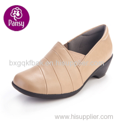 Pansy Comfort Shoes Anti-skidding Casual Shoes For Ladies