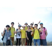 Mountaineering for Chung Yeung Festival