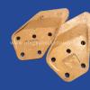 Kobelco SK100 SK200 excavator bucket tooth adapter side cutter