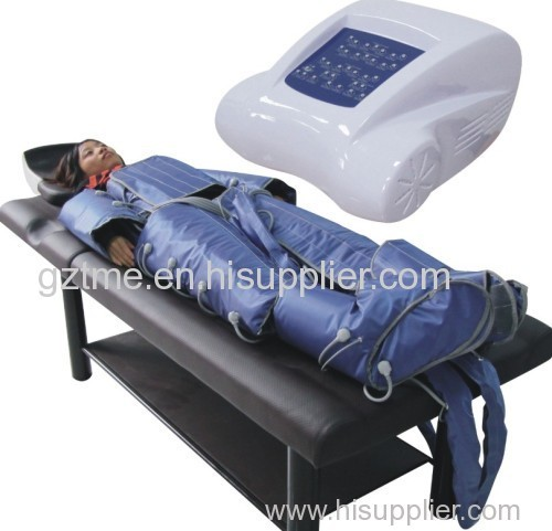 portable 3 in1 far infrared pressotherapy lymph drainage machine
