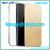 Universal Portable Aluminum Shell 4000mah Mobile Power Bank Battery Charger with Iphone5 Size PB01