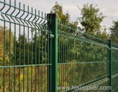 Primeter Security Welded Fence Wire