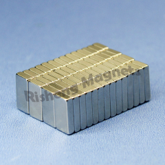 High Magnetic Performance N45SH heat-proof Medium Neodymium Block Magnet for Louldspeakers 10 x 5.5 x 2mm