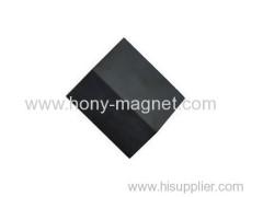 Epoxy coating permanent large magnets