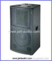 pro audio equipment paint wooden speaker and high power wooden speaker