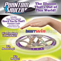 Phantom saucer AS SEEN ON TV