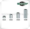 Chromed & Aluminum Sle eve and Cap