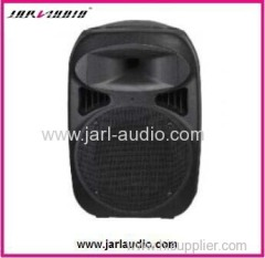 15inch pro plastic active speakers/stage speakers/outdoor speakers