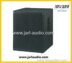 18inch paint or carpet subwoofer speaker