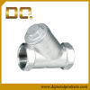 Stainless Steel Threaded End Y-Strainer