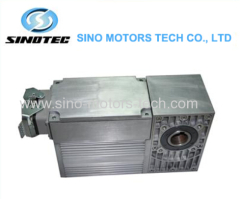 AC Gear Motor for CNC Hydraulic Press Brake gear motor with brake gear motor for print machine reducing motor