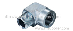 90° ELBOW BSPT MALE/ BSPT FEMALE THREAD ADAPTER