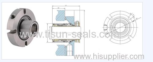 TS ST60 TYPE MECHANICAL SEALS