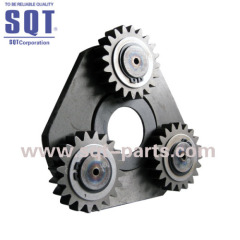 0234210 Gear Parts Excavator Swing Gear UH063 Planet Carrier/Planetary Carrier Assembly