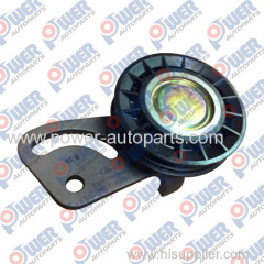 Tensioneer Pulley with 89FF 19A216 BC