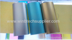 3600mah power bank super hot aluminum shell power bank 3600mah power bank