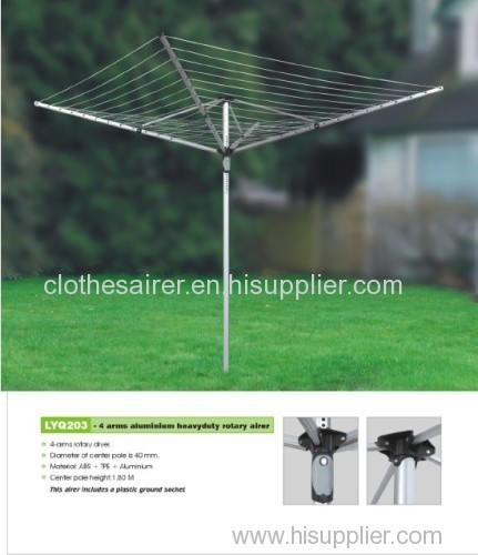 Rotary Clothes line Airer