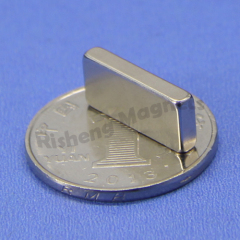 Permanent Neodymium Block Magnet 13x6x4mm rare earth magnets n35