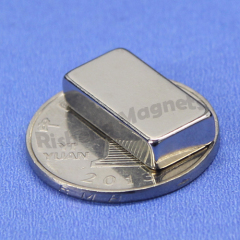 N40 magnet strength 15x15x8mm Block Strong NdFeB Magnets