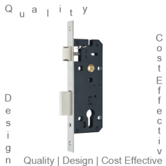 Mortise Lock - 85mm Center to Center