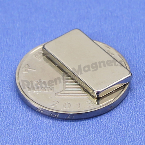 rare earth magnets n42 block magnet motor 20 x 4 x 2mm industrial magnetics