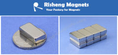 Neodymium Magnet N44H 120°C working temp 20 x 5 x 2mm motor magnetic Super Strong Magnets