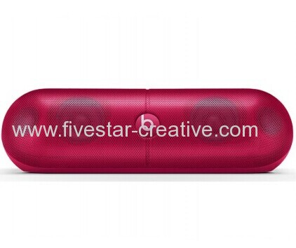 Beats by Dr.Dre Pill XL Portable Wireless NFC Speaker Red