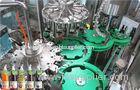 5Kw PET Bottle Flavor Juice Production Line 4 in 1 Liquid Filling Machinery