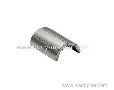 special shape neodymium alternator rotor magnet