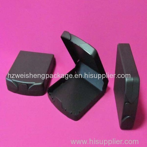 38mm Black Storage PP Case Sand Surface