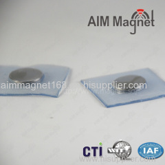 Rare earth ndfeb disc magnets with plastic