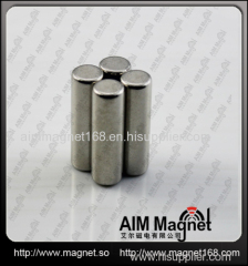 Permanent rod ndfbe magnet for sale