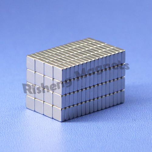 Super Powerful Neodymium Block Magnet 20 x 10 x 1mm rare earth magnets n35