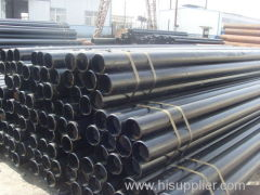 Carbon Steel Seamless Steel Pipe(DIN ST52)