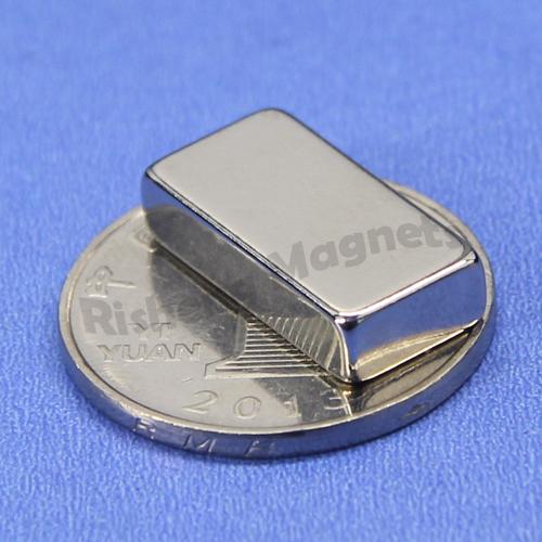 Wholesale magnet grade n42 super magnete 20 x 10 x 5mm