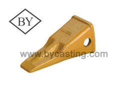 Construction equipments Heavy machinery parts bucket Tooth 9W2451/ caterpillar kamotsu daewoo volvo