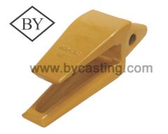 Construction machinary equipment parts komatsu bucket tooth adapter