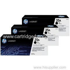 Original Hp toner cartridge HP CB435A