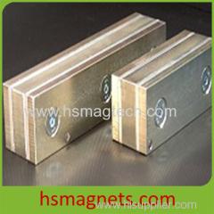 Precast Concrete Push-button magnets